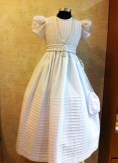 Nuevos vestidos para primera comunión.