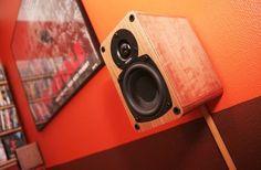 hide speaker wires in wood