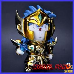 MODEL FANS instock Jacksdo - saint seiya cloth myth Aquarius Camus ? Doraemon DoraCat  Freeshipping #Affiliate
