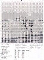 Gallery.ru / Фото #18 - Brown - BelleBlue Cross Stitch Designs, Crossstitch, Cross Stitch Patterns, Counted Cross Stitches