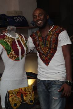 The Ethical Fashion Initiative Pop-Up Shop Event By International Trade Centre — Naa Oyoo Quartey
