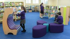 School library design service