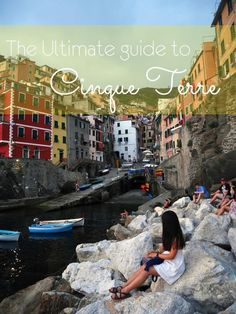 Cinque Terre is a super popular tourist destination and a UNESCO site on the Liguria coast in Italy. It can be confusing thinking about where to stay and how to get around the 5 villages, so I have compiled and wrote you the ultimate guide using my experience!