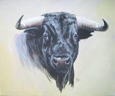Resultado de imagen de toros painting