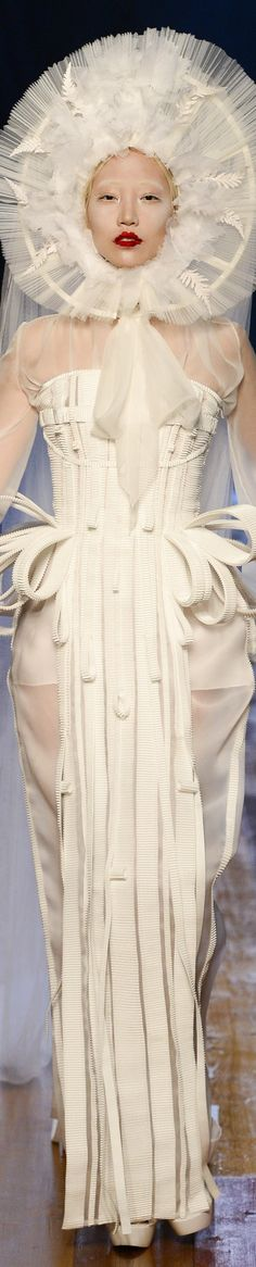 Jean Paul Gaultier - FALL 2016 COUTURE