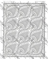Russian Crochet Blog, very pretty patterns .