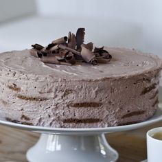 Mocha Chocolate Icebox Cake - Barefoot Contessa