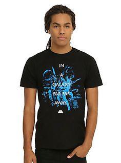 Star Wars In A Galaxy Far Far Away T-Shirt,