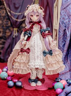 There's an auction for Patchouli Knowledge Custom Doll on Yahoo Pretty Dolls, Cute Dolls, Beautiful Dolls, Anime Dolls, Blythe Dolls, Lolita Gothic, Kawaii Doll, Cool Anime Girl, Baby Clothes Patterns
