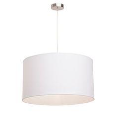 Lámpara de techo Nicole blanco Inspire