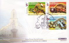 03 - 1a Emisión del Bicentenario - 25ta Fiesta de la Patria Gaucha
