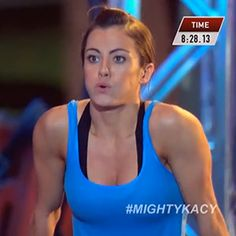 This Badass Former Gymnast Made Reality Show History Last Night | This woman is about to blow your mind. #MightyKacy
