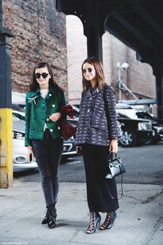 #streetstyle #fashion #style chictrends.tumblr.com