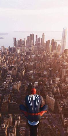 Spiderman Wallpaper spider man wallpaper for spiderman wallpaper phone, spiderman wallpaper for android, spiderma Films Marvel, Marvel Art, Marvel Dc Comics, Marvel Heroes, Marvel Avengers, Spiderman Marvel, Batman, Spiderman Spiderman, New York Iphone Wallpaper