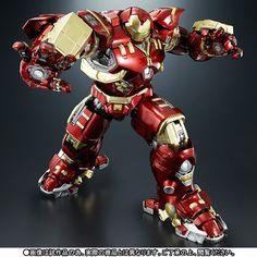 超合金×S.H.Figuarts アイアンマン マーク44 ハルクバスター | プレミアムバンダイ | バンダイ公式通販サイト