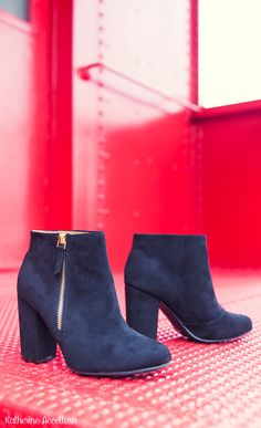 Booties from J C Penney