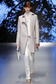Salvatore Ferragamo | Fall 2013 Ready-to-Wear Collection | Irina Kravchenko Modeling | Style.com