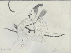 Samurai, Oriental, Self, Samurai Warrior