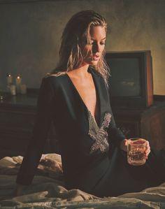 Martha Hunt by Guy Aroch for So It Goes Magazine 2015