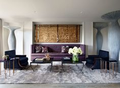 A Glamorous New York Apartment That Pays Homage to Its Art Deco Past Photos   Architectural Digest-LOVE THE FEEL
