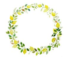 images for floral wreath with transparent background - Google Search