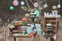 Originelle Ideen für eure Hochzeitsdekoration von My Bridal Shower und 1 x 1 100€ Gutschein zu gewinnen! | Hochzeitsblog - The Little Wedding Corner