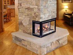 steel PANELED fireplace | sweetARCHITECTURE | Pinterest ...