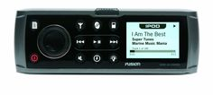 Fusion MS-AV600G CD/DVD/AM/FM,  iPod Ready Marine Stereo Class D Amplifier, Ipod Dock, Gadget Shop, Electronics Gadgets, At Home Gym, User Interface, I Am Awesome, Ms, Products