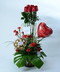 arreglor florales san valentin - Buscar con Google