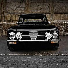 Alfa Romeo :: Giulia Nuova