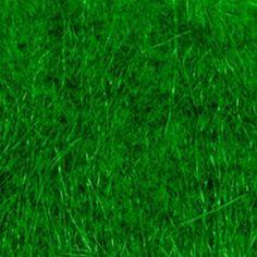 Emerald Green Shag Faux Fur Fabric $14.91