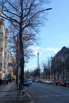 Reichstraße, Westend
