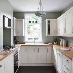 Nice 59 Smart Solution for Small Kitchen Designs https://decorapatio.com/2017/06/02/59-smart-solution-small-kitchen-designs/