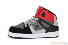DC Rebound UL (Black/Grey/Red) | 320167
