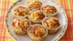 Polenta, pancetta and cheese muffins, polenta recipe, brought to you by Australian Women's Weekly