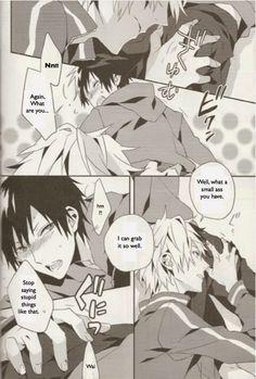 Page 6 #shizaya #cute #doujinshi