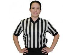 Ultra Mesh V-Neck Women's Referee Shirt