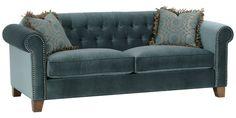 "Genevieve ""Designer Style"" Sofa"