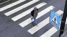 Fußgänger in Heidelberg