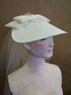 The Dresden Shepherdess: Create a Bridal Hat