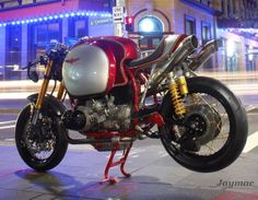 BMW Cafe Racers - post a pic? - Page 79 - ADVrider
