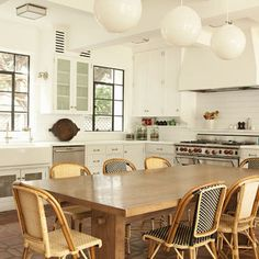 Kitchen Terra-cotta Design, Pictures, Remodel, Decor and Ideas - page 4