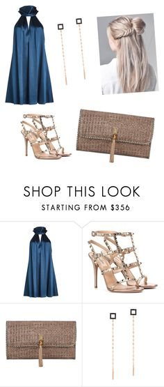 """""""party all night"""" by monica-elena-gurban on Polyvore featuring Galvan, Valentino, Heidi Klein and Lana"""