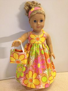 American Girl Doll Clothes 18 inch Doll Clothes by ChantiesCloset, $16.00