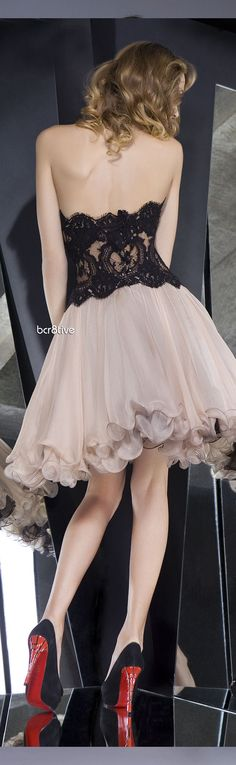 Bien Savvy -- In the Mood to Dance pretty dress. Don't like the shoes.