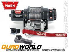 WARN Industries bietet mit der neuen Vantage Serie nochmals stärkere Seilwinden für Quad, ATV und UTV. . Jahrelange Erfahrung, höchste Qualität und funktionales Design machen hierbei WARN zu einem der führenden und innovativsten Hersteller von ATV-Windensystemen auf dem Markt
