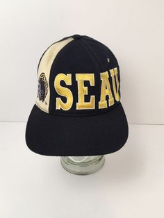 Vintage Starter Wool Cap Seau 55 San Diego LA Chargers NFL Pro Snapback Rare   Starter 1dbf05007