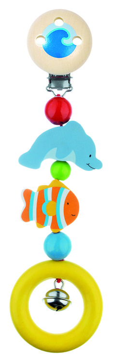 Heimess Clip On Toy - Marine Animals Teething Toys, Health And Wellness, Diy, Animals, Fictional Characters, Animales, Health Fitness, Bricolage, Animaux