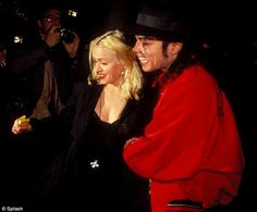 Madonna shares throwback photo with Michael Jackson #dailymail