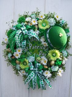 Wreath - cute!